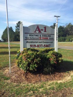 A-1 Heating & Cooling Sign